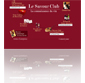 creation site internet : le savour club