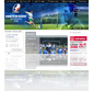 creation site internet : comite de rugby du