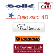 zoom sur quelques références Clients en webdesign et création de sites internet Bollé safety, Carl internationnal, Euro rscg 4d, Paul Bocuse, LongBoard, le savour club